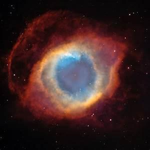 Helix Nebula - Space Photo  647483