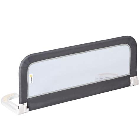 futon portatile safety 1st barriera portatile per letto in metallo grigio