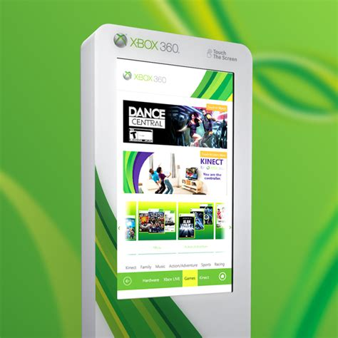 Xbox 360 Gamer Portal Outform