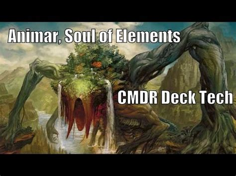 marco s animar soul of elements cmdr deck edh