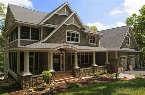 Beautifully Designed Cottage Style Home Nestled Above The