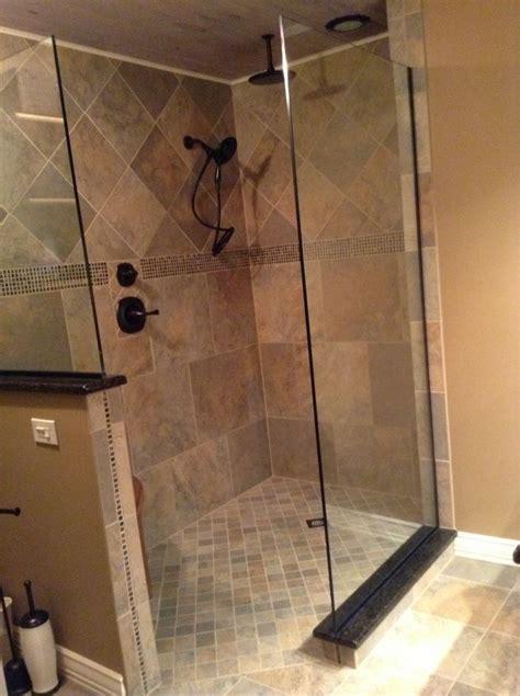 experienced diy remodelers transform  master bathroom