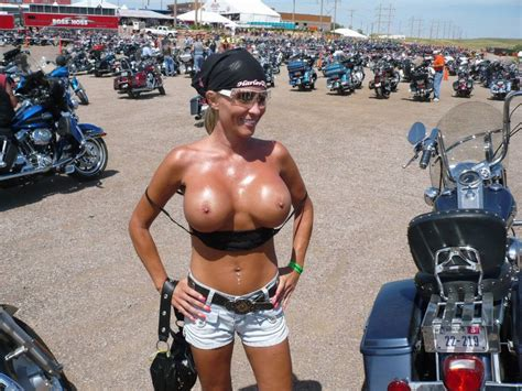 Biker Milf Bolted On Tits Pictures Sorted By Rating Luscious