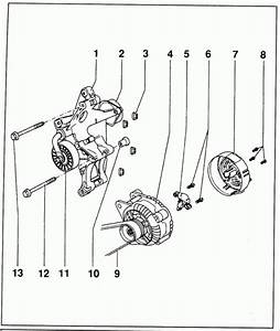 2000 Vw Jetta Vr6 Cooling System Diagram