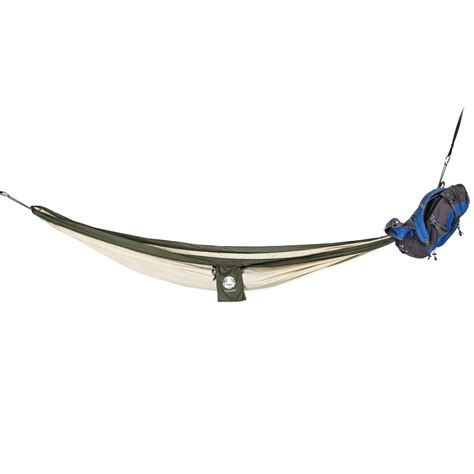 Pack Hammock by Hackedpack Hammock Backpack Hacked Pack Touch Of Modern