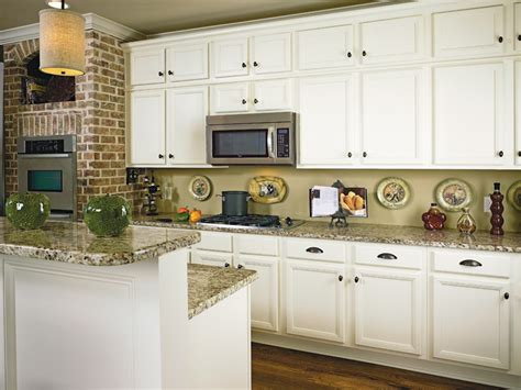 Kitchen Soffit Solutions Include Double Stacked Cabinets