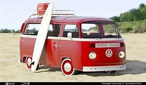 Volkswagen Transporter Combi : volkswagen type 2 kombi 1978 combi bay window design with blender render with yafaray 0 1 ~ Gottalentnigeria.com Avis de Voitures