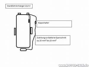 Zweite Batterie Im Auto : batterie im anh nger laden ber die anh nger lichtleitung ~ Kayakingforconservation.com Haus und Dekorationen