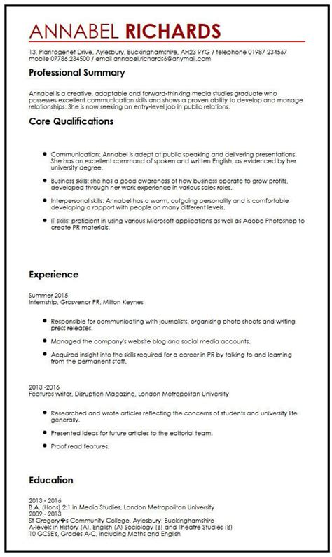 english major resume  resume