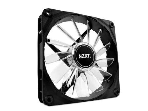 high cfm 120mm fan nzxt fz high airflow 120mm blue led fan fz120bled
