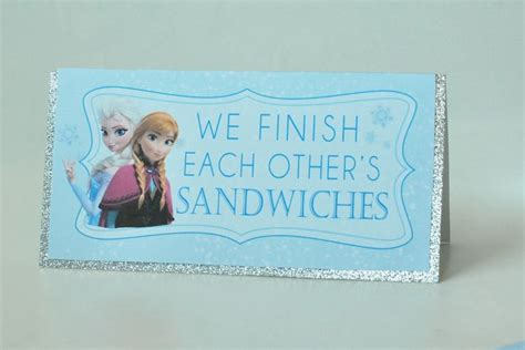 Free Frozen Party Printables Posh Tart Parties Bris