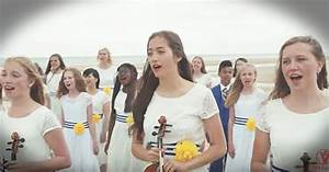 One Voice Children's Choir Performs A Powerful Version Of ...