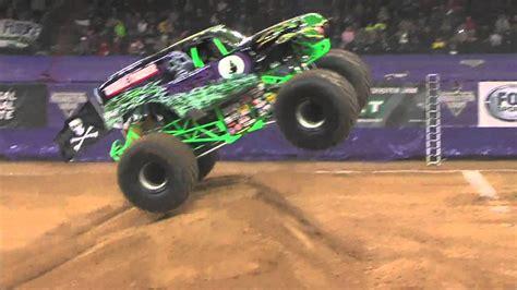spokane monster truck monster jam grave digger freestyle in spokane wa feb