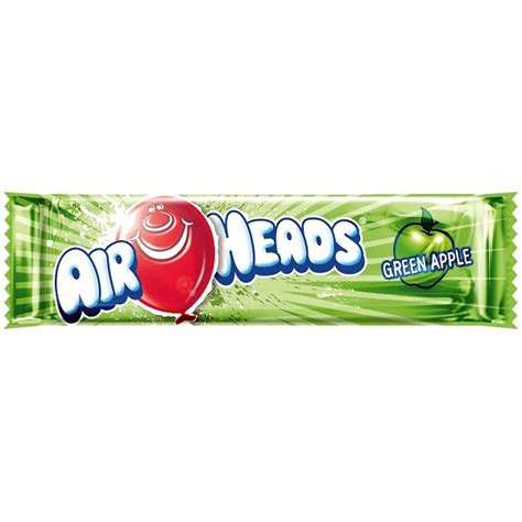 Airheads® Green Apple | All Distributed Items ...