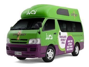 Jucy Campervan Hire Queenstown in Queenstown   My Guide