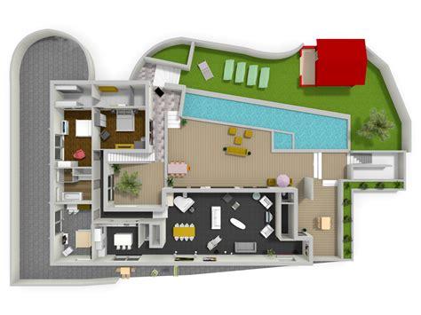 maison chambre des secrets plan maison 3d a imprimer