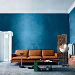 Les Plus Beaux Canapés : canap en cuir design canap d 39 angle en cuir les plus beaux c t maison ~ Melissatoandfro.com Idées de Décoration