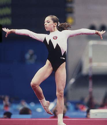 tatiana lysenko  international gymnastics hall  fame