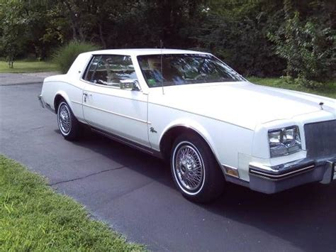 85 Buick Riviera by 1985 Buick Riviera For Sale Classiccars Cc 1122935