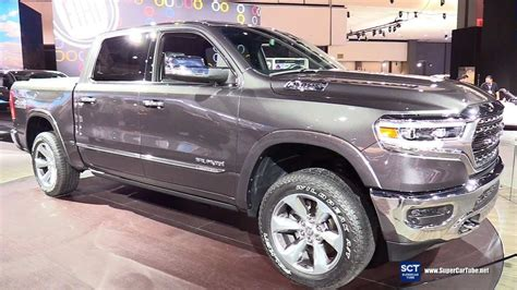 2020 dodge ram 1500 limited 2020 dodge ram ecodiesel rating review and price car
