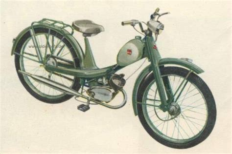 nsu quickly n 1957 nsu quickly s illustration moped photos moped army