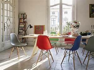 Sedie colorate per dare personalità SPAZIO soluzioni