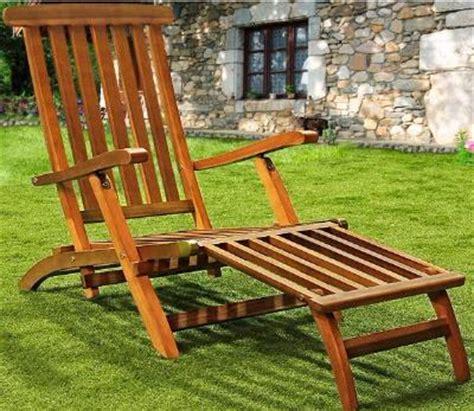 chaise longue en bois chaise longue en bois cielterre commerce