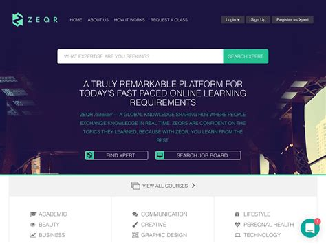 Zeqr - A New Online Knowledge Sharing Platform for ...