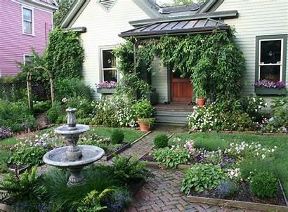 Gardens Gardening Confidence Garden Informal Cottage Landscaping