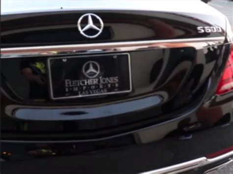 Floyd Mayweather Adds A New Mercedes-maybach S600 To His