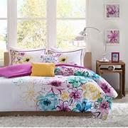 Pink Bedroom Set by BEAUTIFUL MODERN CHIC PINK WHITE PURPLE TEAL AQUA BLUE YELLOW GIRL COMFORTER