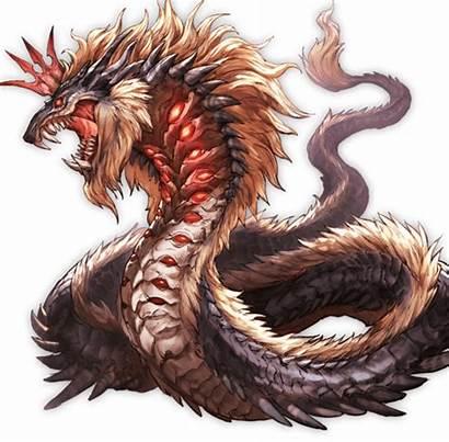 Basilisk Creatures Mythical Monster Fantasy Beasts Creature