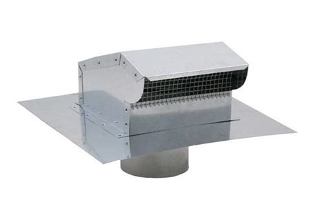 Bath Fan  Kitchen Exhaust  Roof Vent With Extension