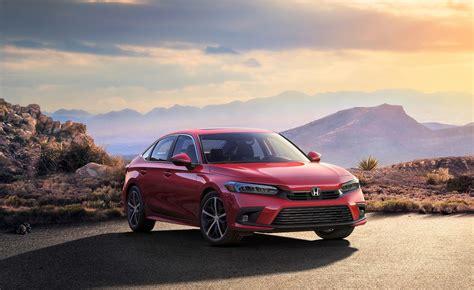 2022 Honda Civic To Debut on April 28 » AutoGuide.com News