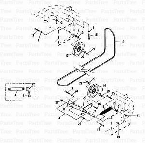 Exmark Lazer Z Belt Diagram