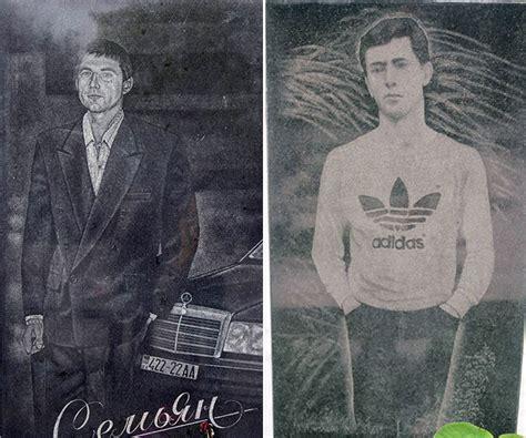 gravestones   russian mafia