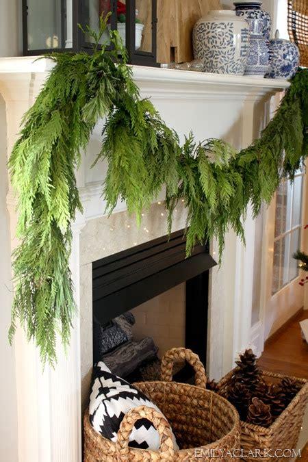 fresh evergreens   house emily  clark