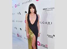 Lea Michele Suffers Nip Slip After Oscar Party ExtraTVcom