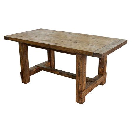 country small dining table weathered pine walmartcom