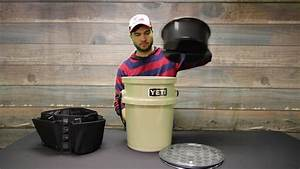 Yeti Loadout Bucket - 5 Gallon And Accessories