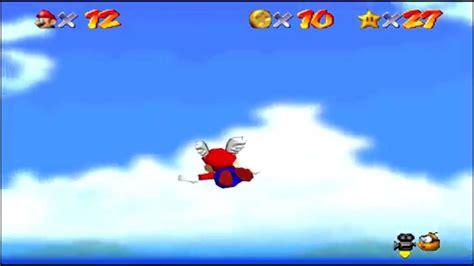Super Mario 64 N64 Bob Omb Battlefield Star 5 Mario