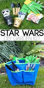 Star Wars Diy : diy star wars garden kit star wars fun for kids and adults pinterest garden diy and ~ Orissabook.com Haus und Dekorationen