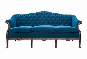 The chronicall vintage blog for Vintage velvet sectional sofa