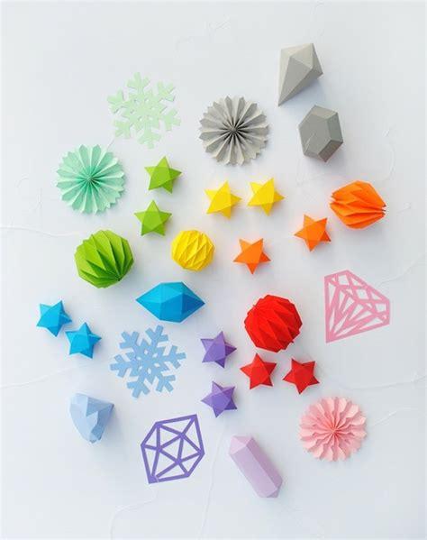 comment faire des decoration de noel en papier etoile de noel en papier 80 id 233 es qui vont vous charmer