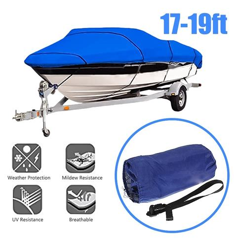 Boat Covers Trailerable Waterproof by Fish Ski Trailerable Boat Cover Waterproof Boat Cover