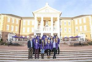 High Point University students attend inauguration ...