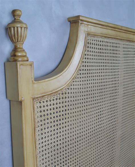 Rattan Headboards For King Beds by King Size Vintage Rattan Headboard Furniture La