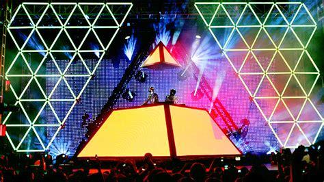 Daft Punkalive 2007 Versus Coachella Bootleg Sound