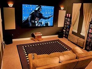 Home Cinema Room : cool home theater rooms home interior design ~ Markanthonyermac.com Haus und Dekorationen