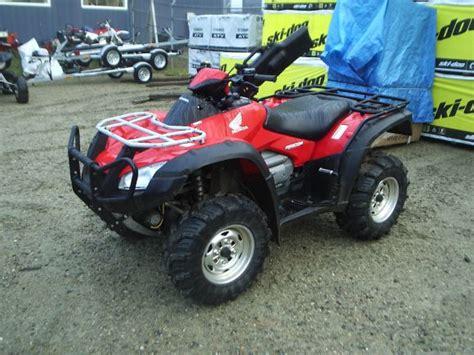 2007 Honda Trx680fg Rincon Gps